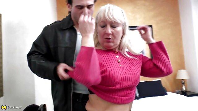 Belle-mère mature aux gros seins film porno amateur gratuit français a violé un beau-fils jeune et maigre
